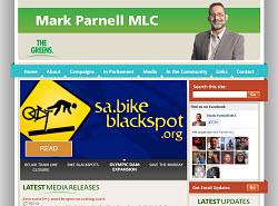 Mark Parnell Greens MLC